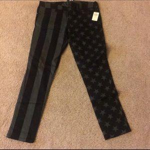 NWT Tripp NYC stars & stripes Size 13